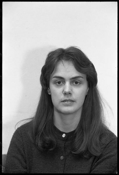 [Portrait de Raymonde Godin]