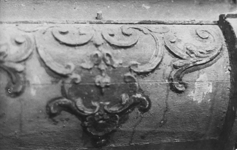 Châsse de saint Frou ou Frodulphe vers 1700