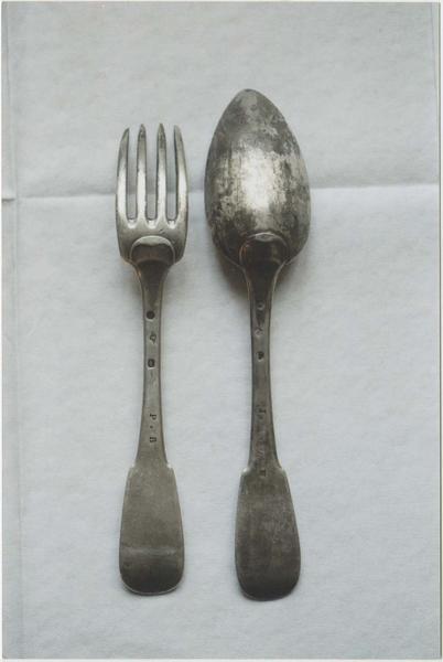 Fourchette et cuiller