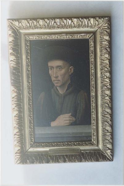 Tableau : portrait d'homme dit de Philippe le Bon