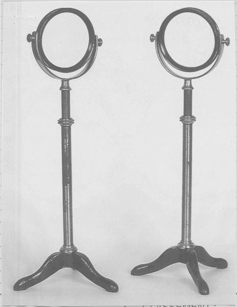 Instruments de démonstration en optique (5) : lentilles orientables sur pied