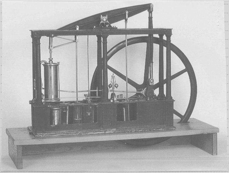 Machine à vapeur à piston