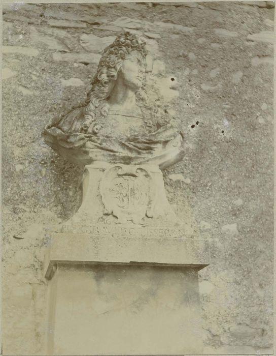 Buste de Louis XIV