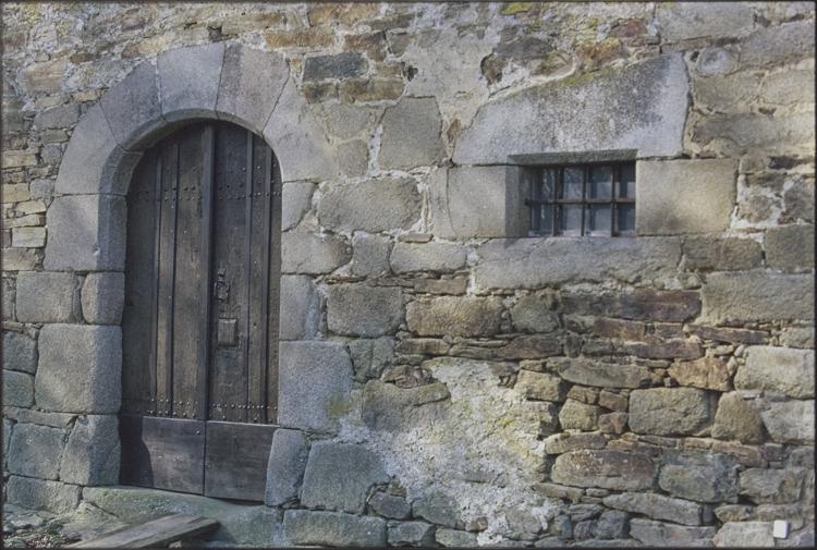 Grange médiévale