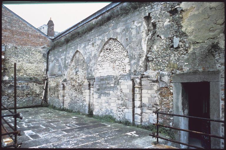 Ancien Hôtel-Dieu ou ancienne Chambre des Notaires
