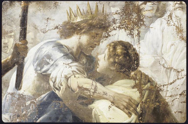 Tableau : La Paix entre Héraclius et Siroës