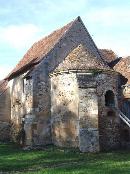Ancienne église paroissiale Saint-Martin
