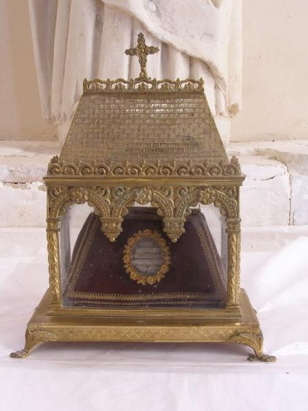 Reliquaire de saint Martin, vue générale