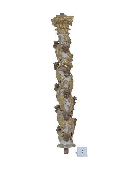 Retable du Rosaire, détail
