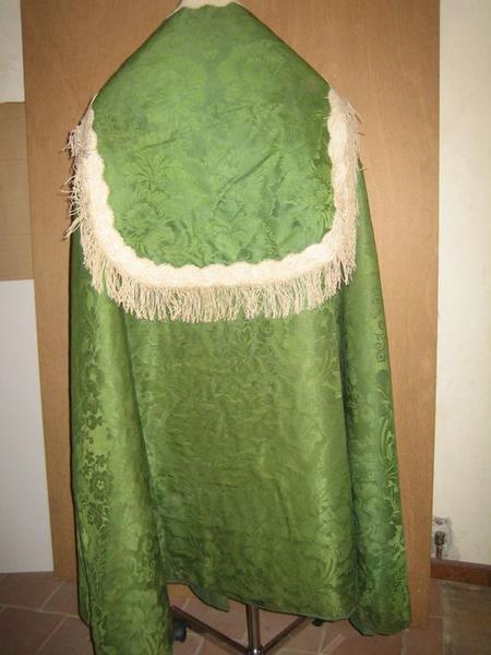 Chape (ornement vert), vue générale