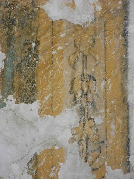 Peinture monumentale, nord-est, détail