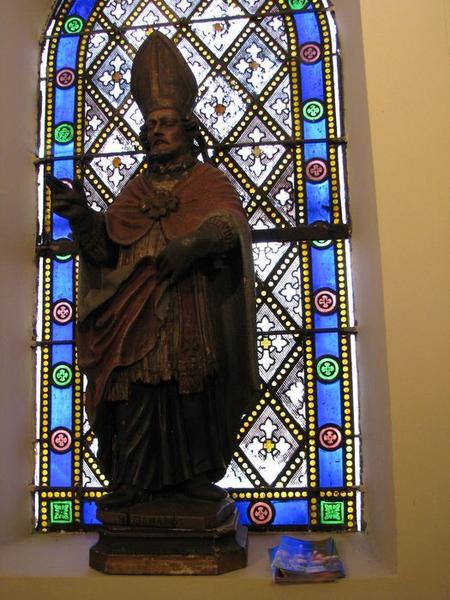 Statue : saint Gérard, vue générale