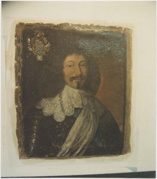 Tableau : François de Lambertye