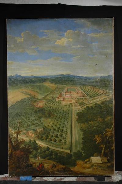 Ensemble de 76 tableaux : les Chartreuses d'Europe