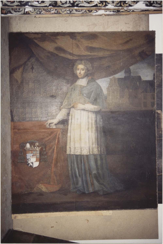 Tableau : Louis de la Vergne Montenard de Tressan, évêque du Mans