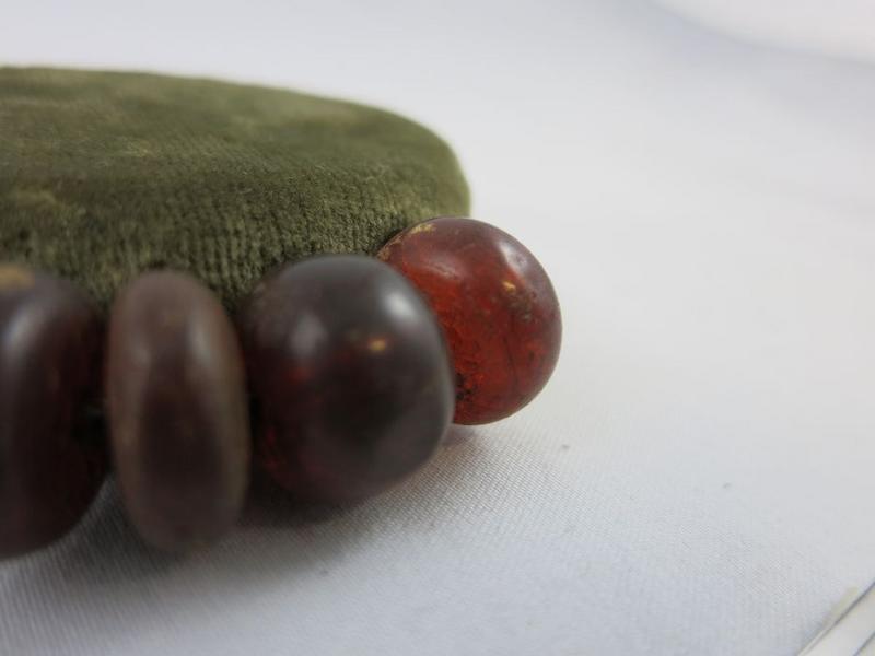 Perles d'ambre, vue générale