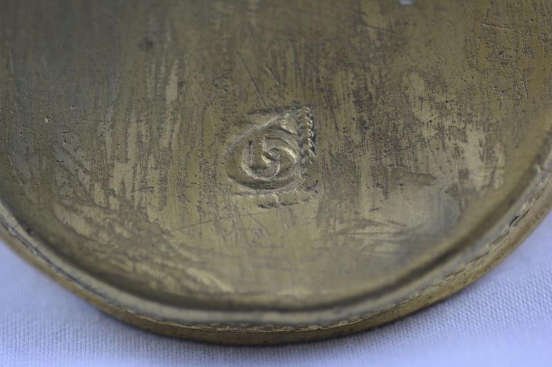 Reliquaire de saint Paul, détail