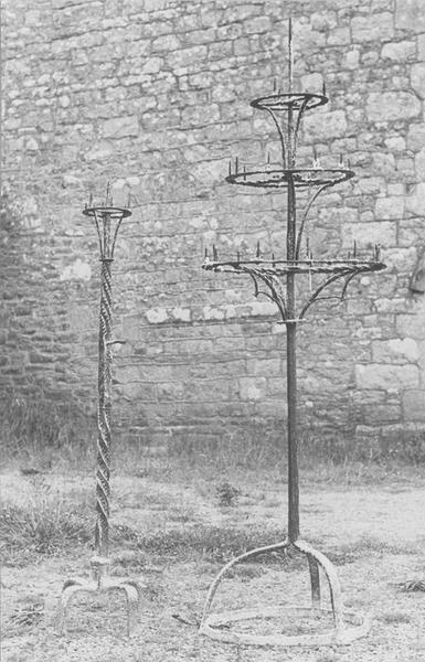 chandeliers (2), vue générale