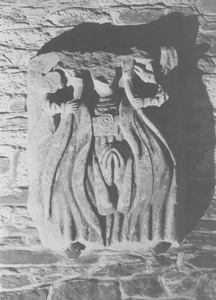 tombeau de Louis ou Alain de Penmarch, vue générale