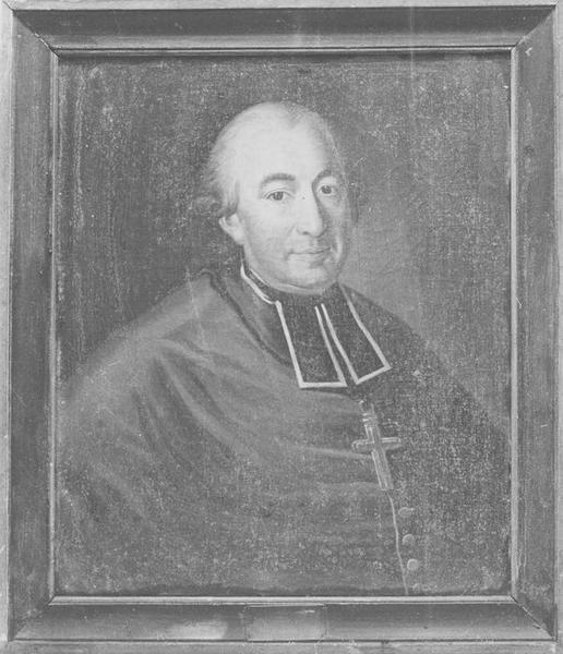 tableau : Augustin René Louis le Mintier, vue générale
