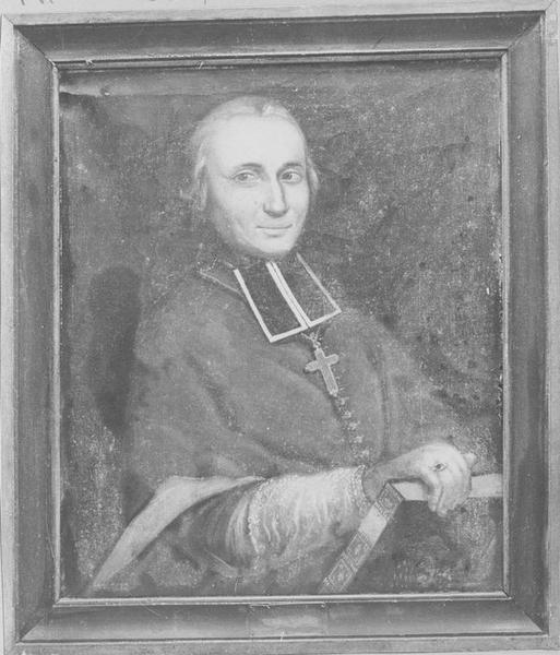 tableau : Charles le Borgne de Kermorvan, vue générale