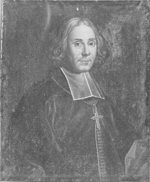 Tableau : François Hyacinthe de la Fruglais de Kerver