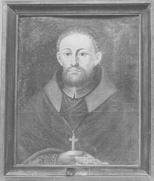 Tableau : Guillaume du Halgouet de Kergrese