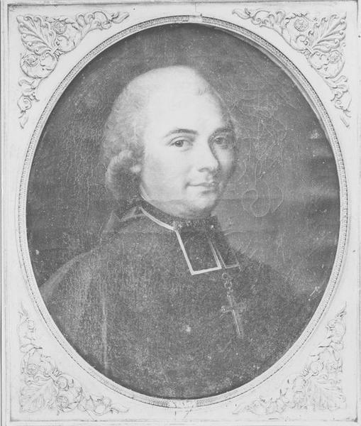Tableau : Jean-Baptiste Joseph de Lubersac
