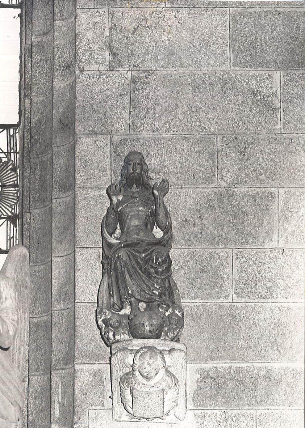 Statue : Christ en gloire