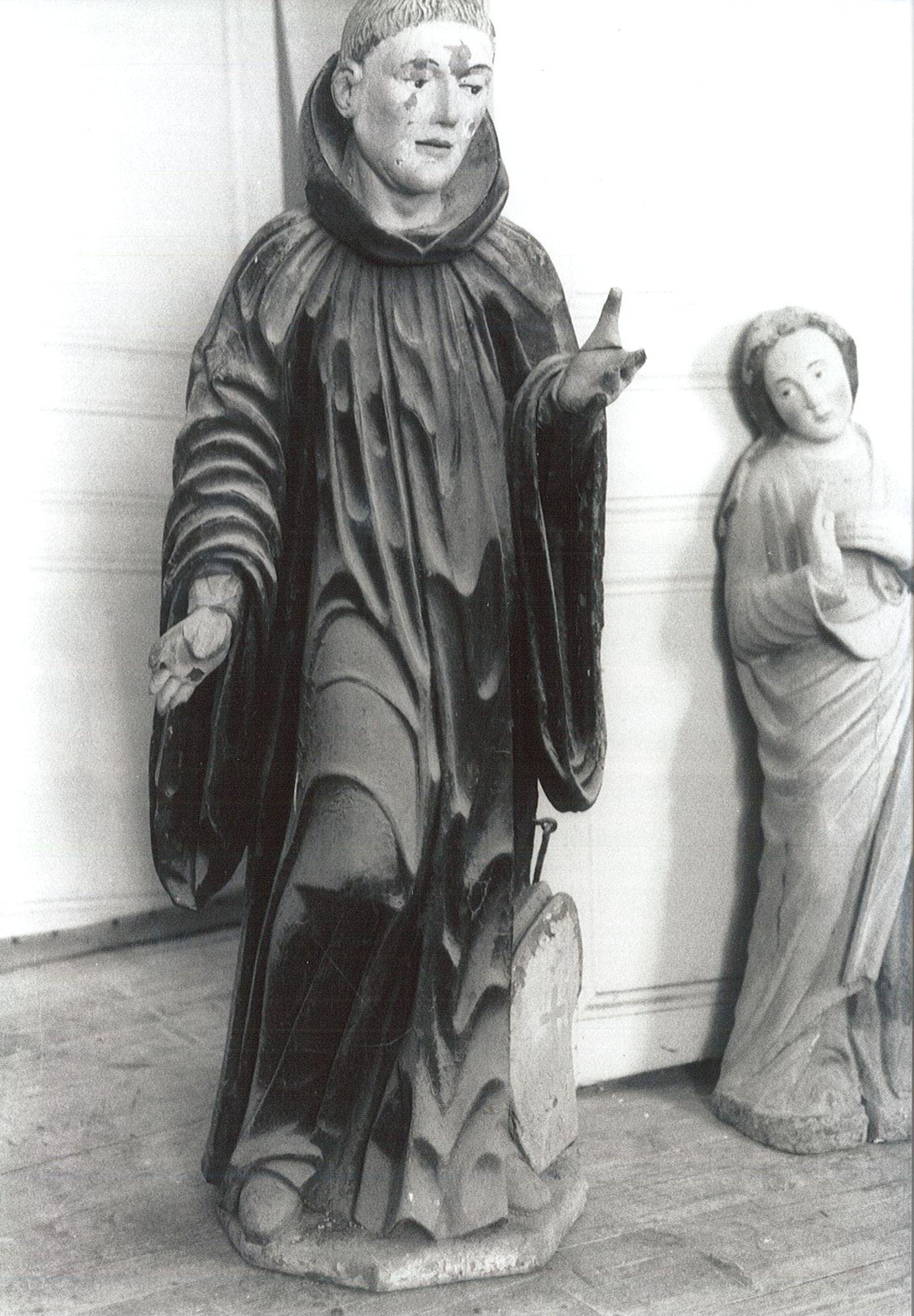 Statue : Saint Gal