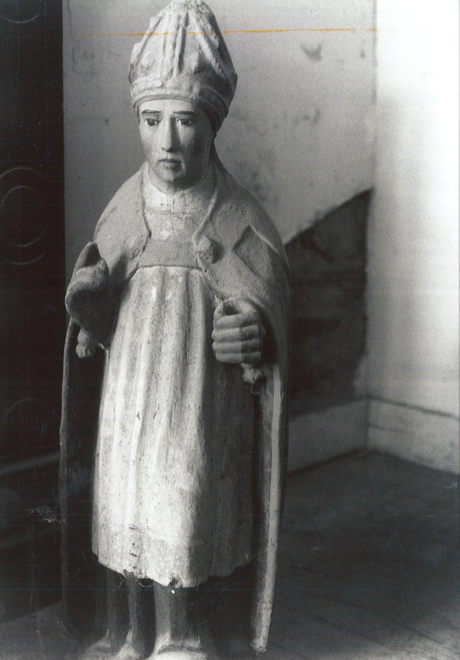 Statue : Saint Samson
