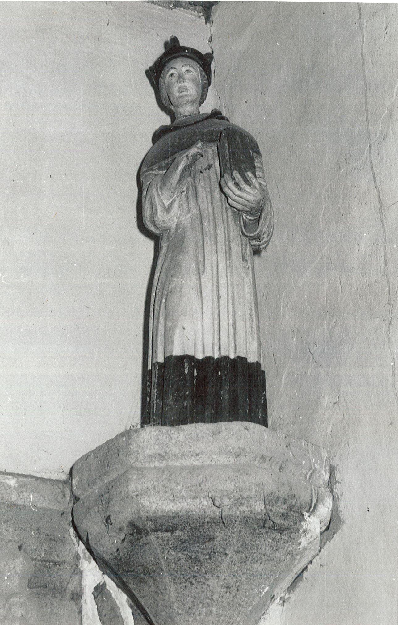 Statue : Saint Yves