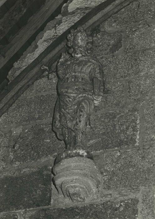Statue : Saint Jean ou Saint Jacques
