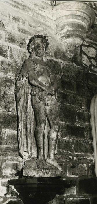 statue : Christ aux liens, vue générale