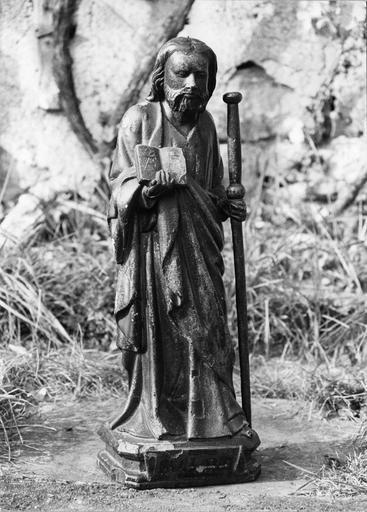 Statuette : Apôtre