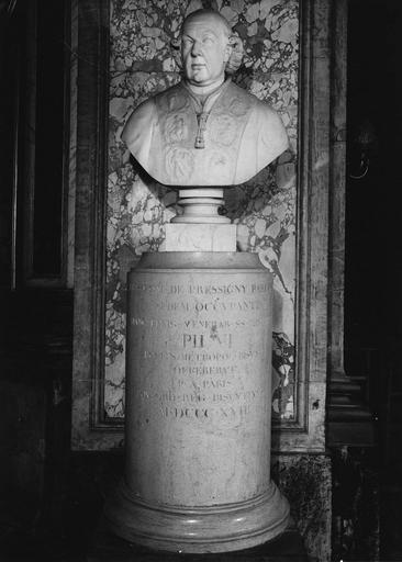buste : Pape Pie VI