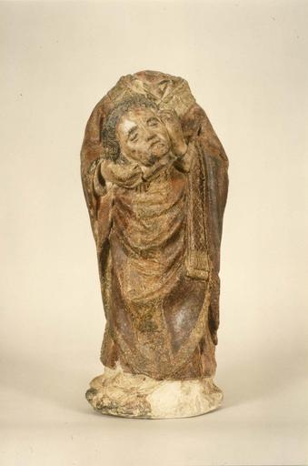 statue : Saint Ferréol, état après restauration