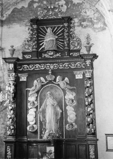 croix de procession, cuivre argenté, 16e siècle