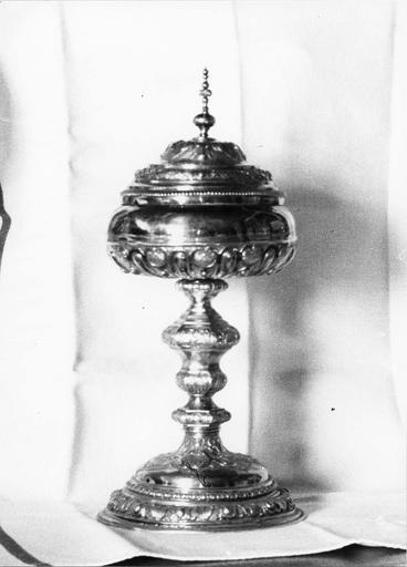 ciboire, 18e siècle