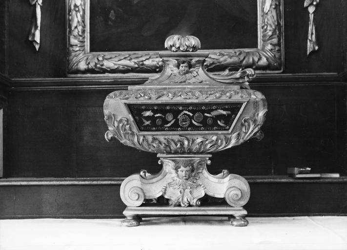 reliquaire, 18e siècle
