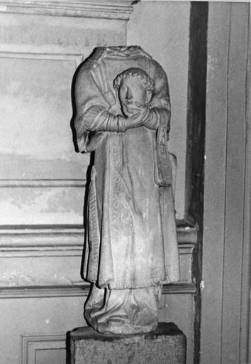 statue : Saint Ferréol ou Saint Ferjeux