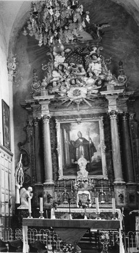 maître-autel, 18e siècle