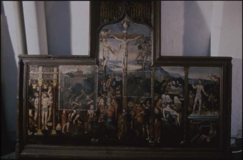 tableau : la Passion du Christ