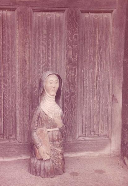 Statue : Sainte Colette