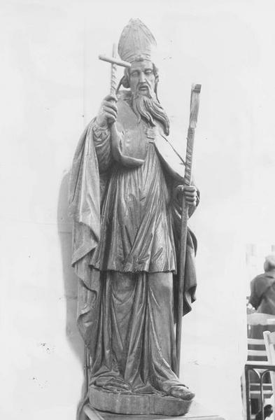 Statue : Saint Ouen
