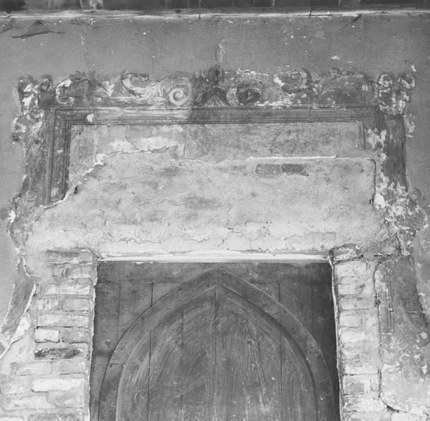 Peintures (inscriptions), détail