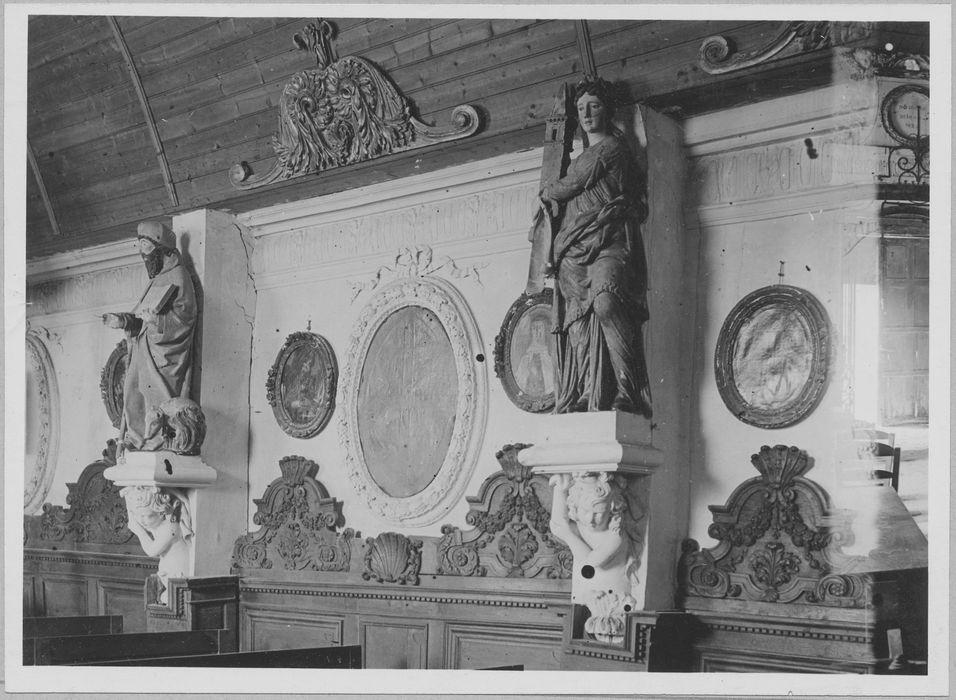 Statue : Saint Antoine
