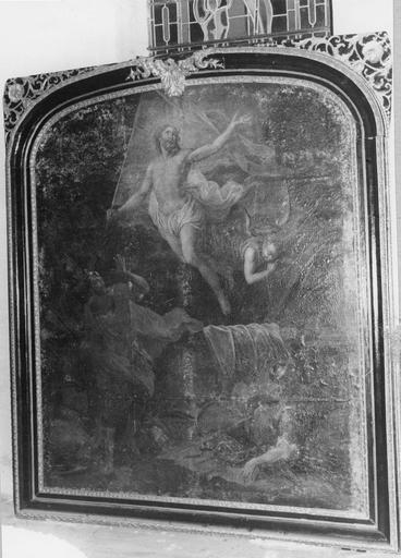 Tableau : La Résurrection, 1741