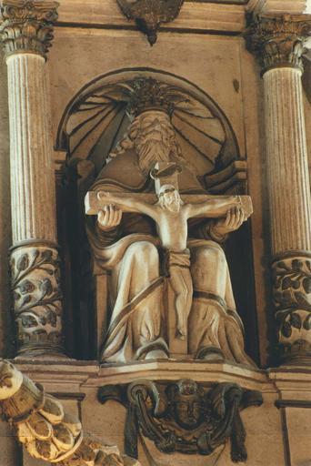Statue : Trinité (La)