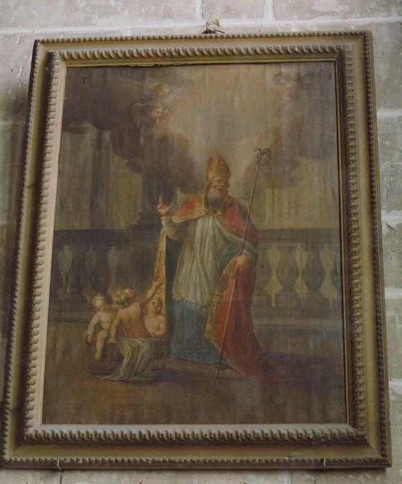 Tableau : Saint Nicolas
